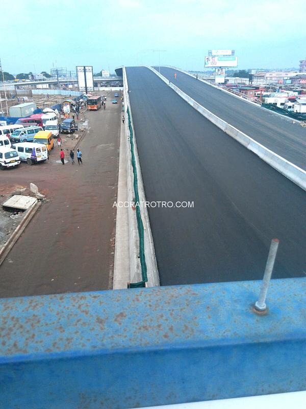 Circle Mallam trotro route, Accra