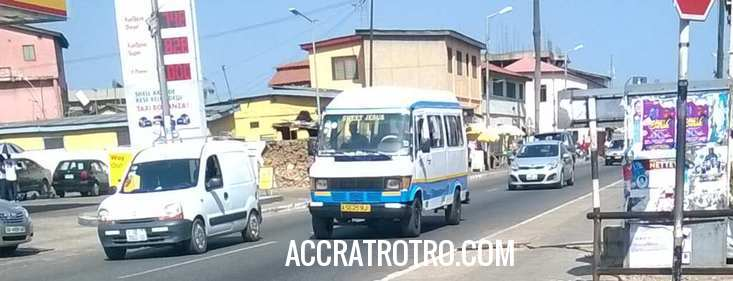 Accra trotro drivers to wear masks against covid19