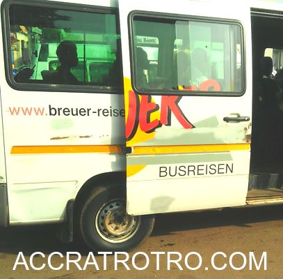 Trotro fares – find how much money you need to add for new fares