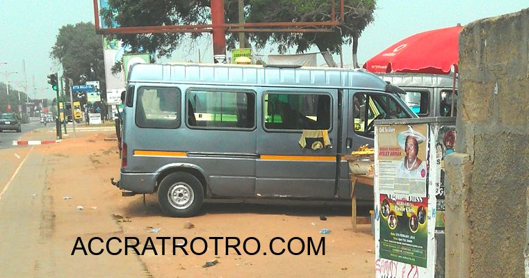 Accra trotro buses off the streets till end of covid 19 mitigation measures