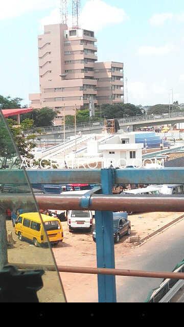 Main trotro stations in Accra